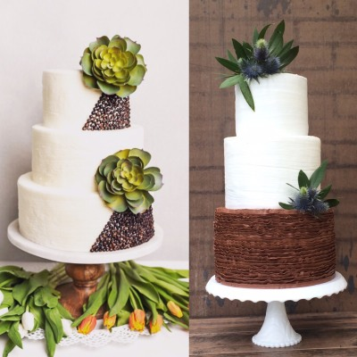 Blue Thistle Cakes